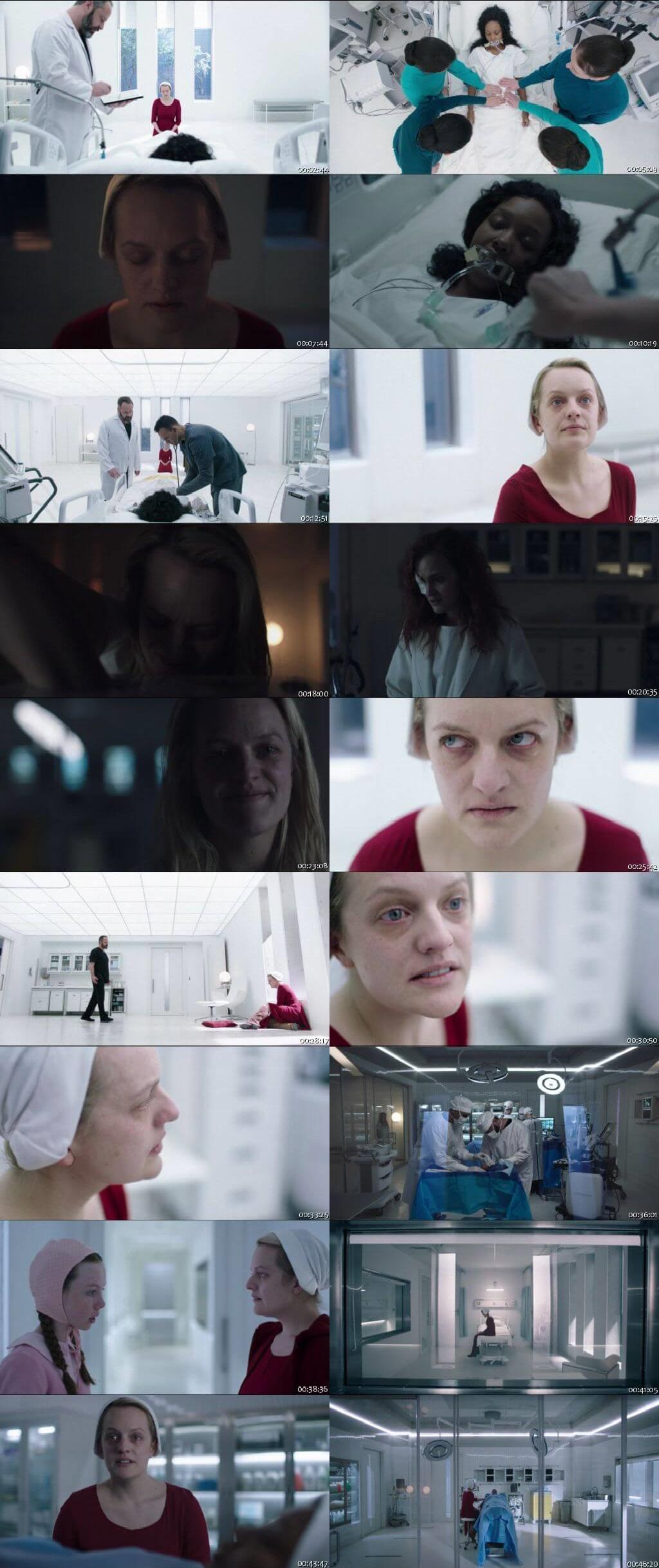 Screenshots Of English Show The Handmaids Tale Season 03 Episode 09 2019 WEB-DL 720P 300MB