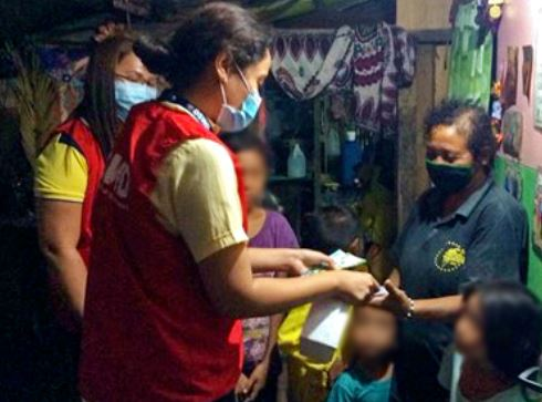Michelle Silvertino's family receives P15K, other assistance from DSWD