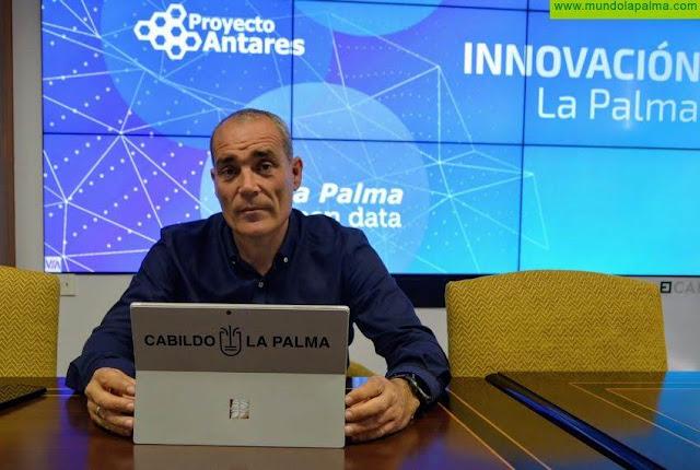 El Área de Innovación mejora la app del Cabildo implementando un pionero sistema online de atención a la ciudadanía