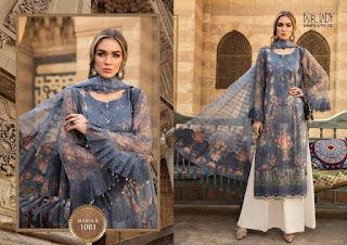 Fair Lady Maria b Lawn Pakistani Suits catalogue