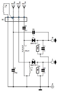 Smoggy Circuit diagram