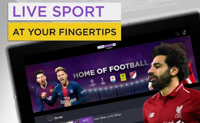 Aplikasi Streaming Bola 2019 Tanpa Buffering