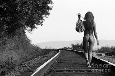 Desnudo De Espalda Delicada De Mujer