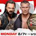 WWE Monday Night Raw 16.11.2019 | Vídeos + Resultados