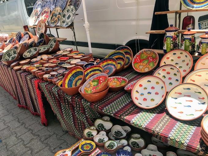 Guía de mercadillos, mercados y ferias por el Algarve