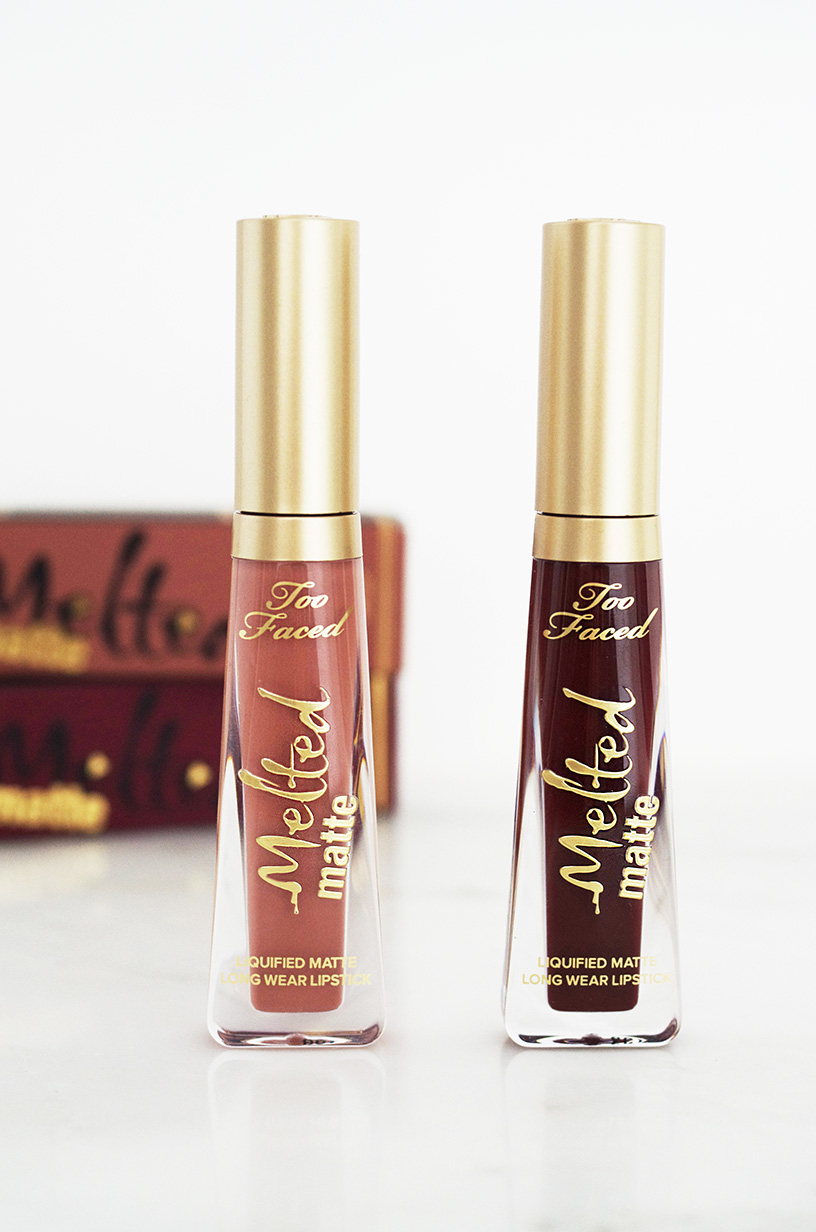 Elizabeth l Beauty review Too Faced Melted Matte Liquid lipstick l THEDEETSONE l http://thedeetsone.blogspot.fr
