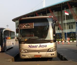 BUS SINAR JAYA JAKARTA