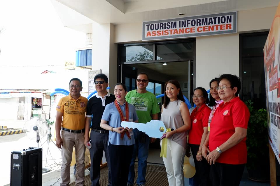 Tourism Information Assistance Center launched in Lamitan City