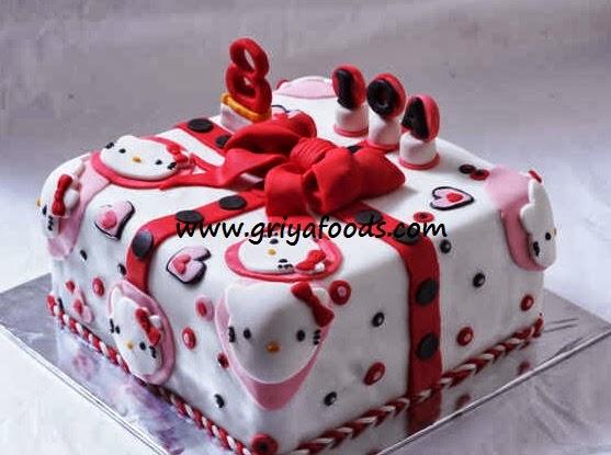 Cara Menghias Cake Ulang Tahun Myideasbedroom Com