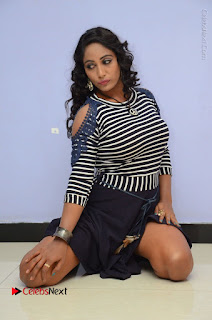 Telugu Actress Meghana Stills HBD (Hacked by Devil) Telugu Movie Audio Launch  0062.JPG