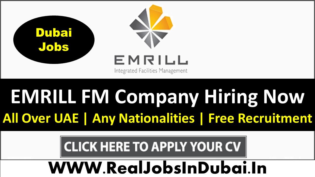 Emrill Careers, emrill jobs, jobs in dubai,