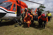Evakuasi Pendaki Di Gunung Rinjani Akan Dibagi Dalam Dua Tahap