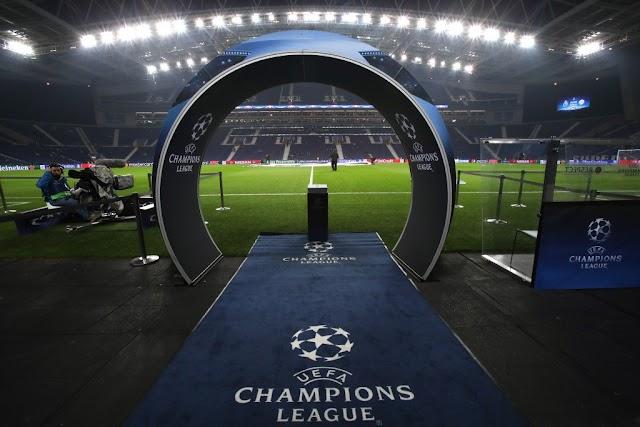 Στο Ντραγκάο και με κόσμο ο τελικός του Champions League