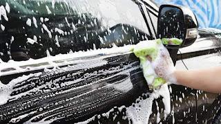 Usaha sampingan jasa cuci mobil motor image