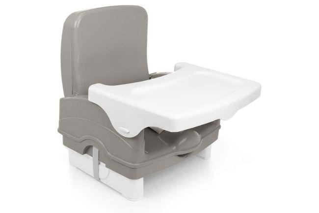 Cadeira de Refeição Portátil Smart, Cosco, Cinza