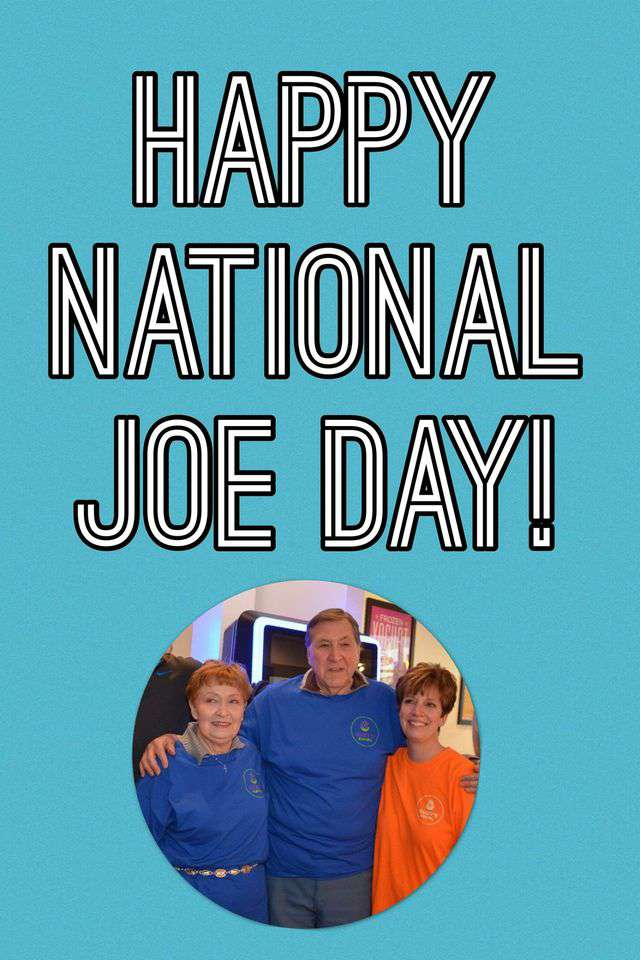 National Joe Day Wishes pics free download