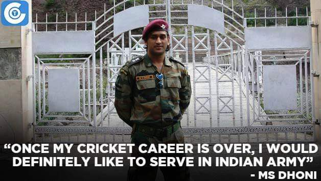 Don't suppose we'd like to safeguard MS Dhoni, he can shield the citizens: Army chief on Dhoni's protection