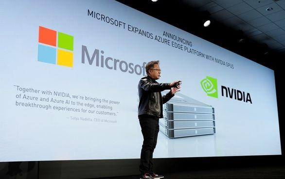 NVIDIA-Microsoft MWC LA 2019