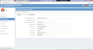 Cara Cetak dan Upload Surat Kesiapan di Web UNBK