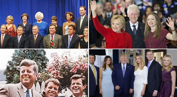 most powerful families politics business power family