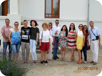 poza de grup cu blogosfera