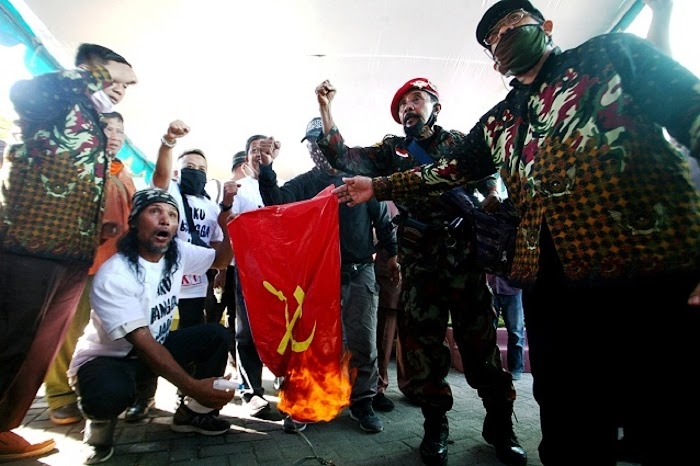 Umat Islam Siaga Satu, PKI Akan Bangkit Lewat RUU HIP