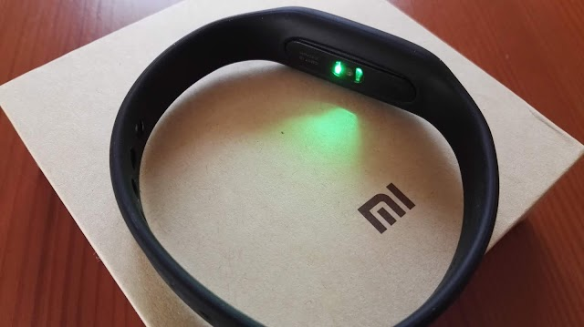 After the success of Mi band, 3 Xiaomi launched Mi band 4