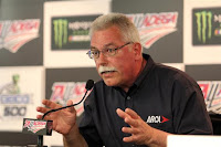 Ron Drager - President of #ARCA, and Grandson of ARCA founder John Marcum.