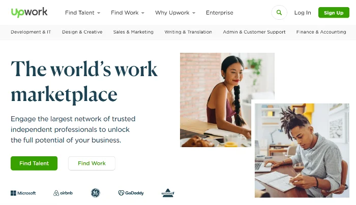 Freelance Jobs At Upwork