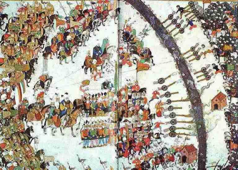 Kemenangan Umat Islam di Pertempuran Keresztes; Tukang Masak dan Penjaga Kandang Kuda Pun Ikut Bertempur