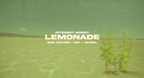 Internet Money - Lemonade Lyrics