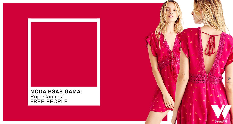 Colores de moda verano 2022 para vestidos de verano