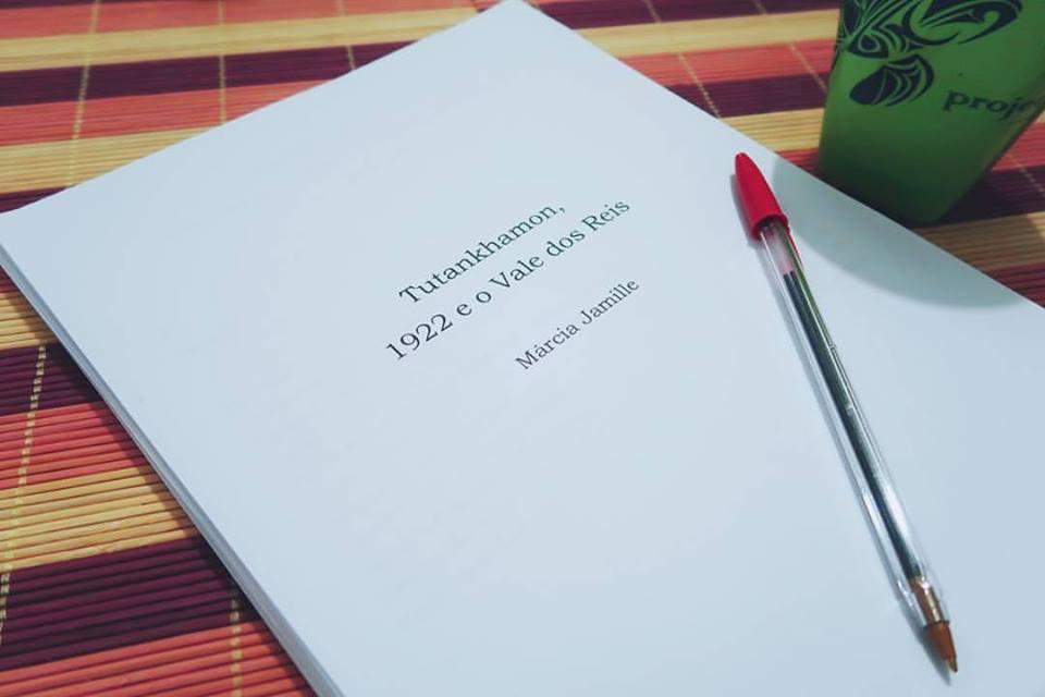 Diário de escrita #01: o progresso do meu 2º livro