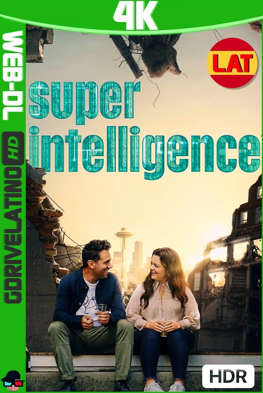 Super Inteligencia (2020) HMAX WEB-DL 4K HDR Latino-Ingles MKV