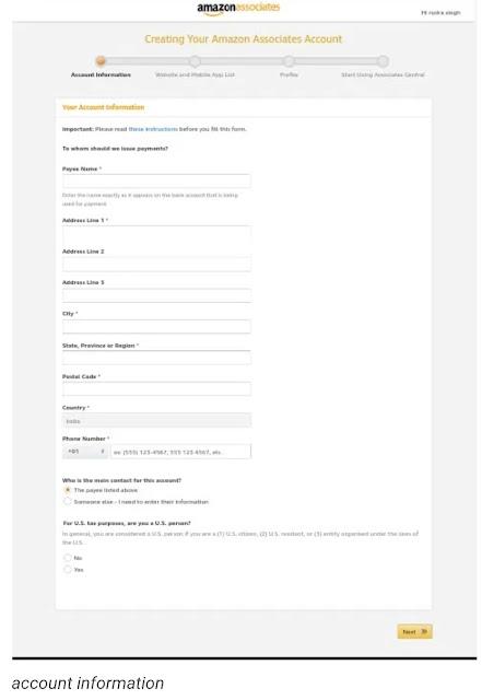 Amazon affiliate marketing 2020