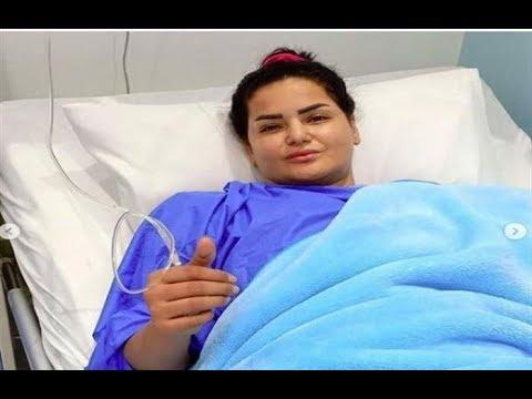حقيقة اصابة سما المصري بالكورونا في سجن القناطر الخيرية، وحبسها لمدة عامين