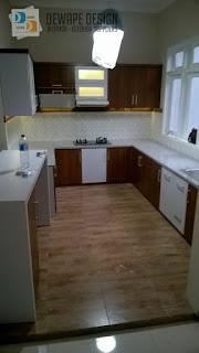 harga kitchen set minimalis murah di kota malang