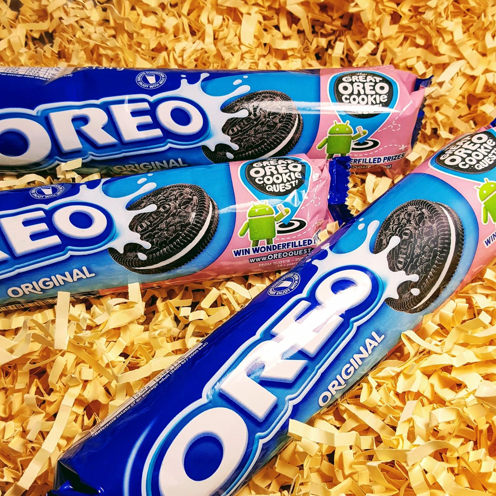 Oreo Cookie Quest: Win A £100 Virgin Experience Voucher