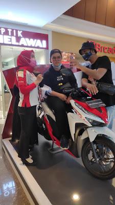 Honda Premium Matic Day 2020 di Ahmad Yani Mega Mall Pontianak