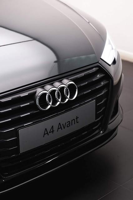 Audi A4 Avant sem o facelift europeu chega por R$ 210 mil