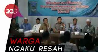 Penolakan Syiah di Probolinggo; Pemkab, MUI dan TNI-Polri Turung Tangan