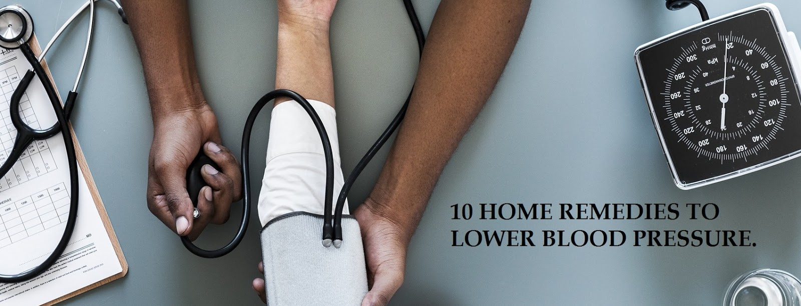 Home Remedies To Lower High Blood Pressure Healthytip In