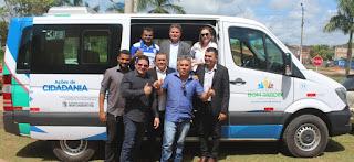 Câmara de Bom Jardim realiza entrega de veiculo doado ao Executivo Municipal