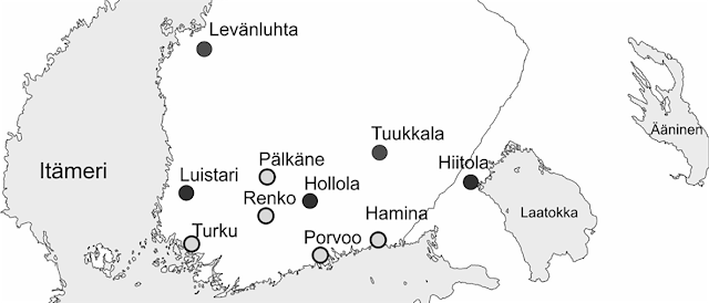 Early DNA lineages from Finland shed light on the diverse origins of the contemporary population