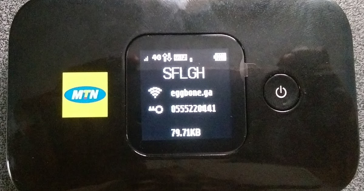 Unlocked MTN HUAWEI E5577Cs-321 4G LTE MiFi Router - EGGBONE