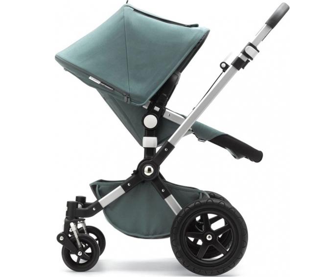 Balsam green Bugaboo Cameleon 3 Kite stroller