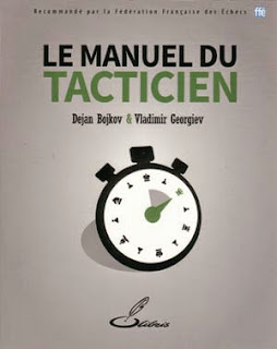 Échecs & Livres : le manuel du tacticien