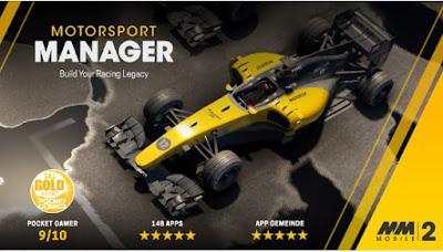 Motorsport Manager Mobile 2 Mod Apk + Data Download