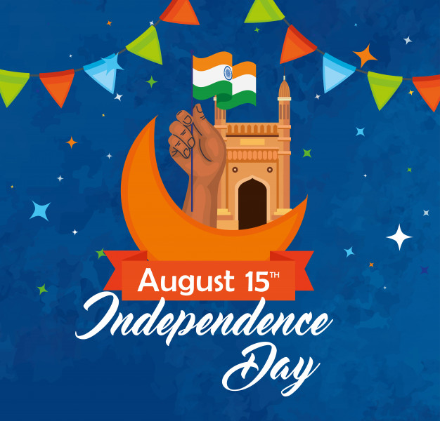 Indian Happy Independence Day DP for Whatsapp 2020