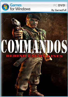 Commandos Behind Enemy Lines PC Full Español